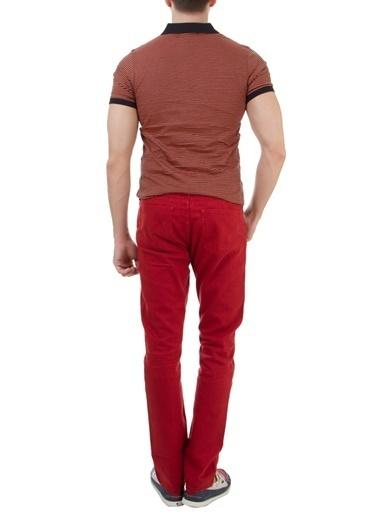 John Varvatos Star USA Jean Pantolon Kırmızı